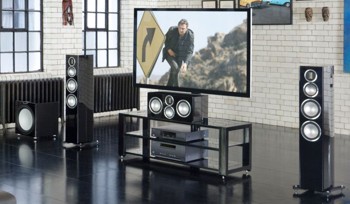 Monitor Audio Gold System 5.1 - test, recenzja, opinie