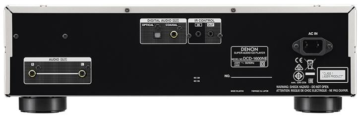 Denon PMA-1600NE i DCD-1600NE