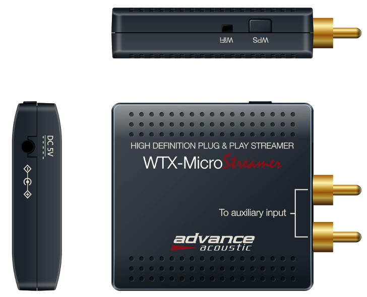 Advance Acoustic WTX-Microstreamer