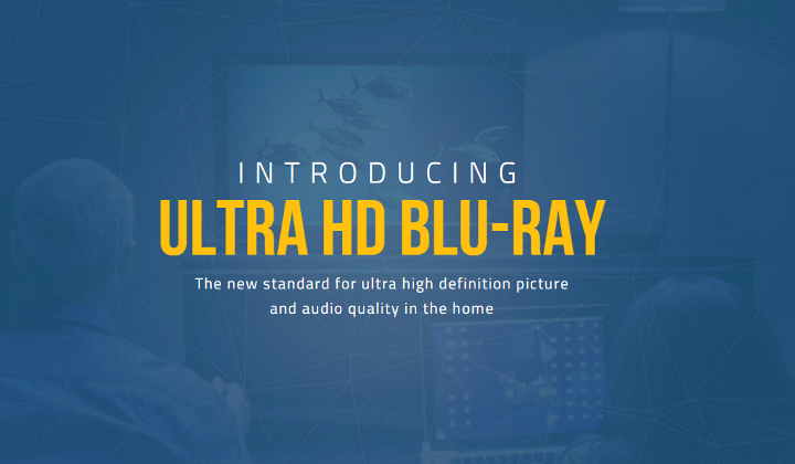 Ultra HD Blu-ray w liczbach