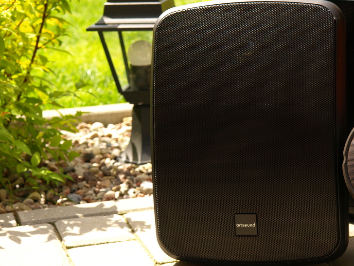 Ranking głośników zewnętrznych (outdoor, ogrodowych) - ArtSound ASW65.2