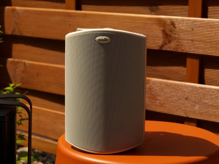 Ranking głośników zewnętrznych (outdoor, ogrodowych) - Polk Audio Atrium 4