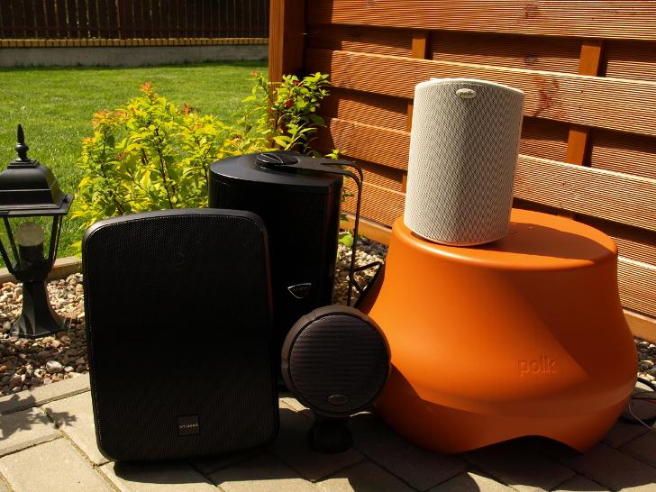 Ranking głośników zewnętrznych (outdoor, ogrodowych) - Definitive Technology AW 6500