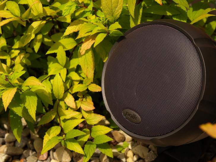 Ranking głośników zewnętrznych (outdoor, ogrodowych) - Polk Audio Atrium Sat30