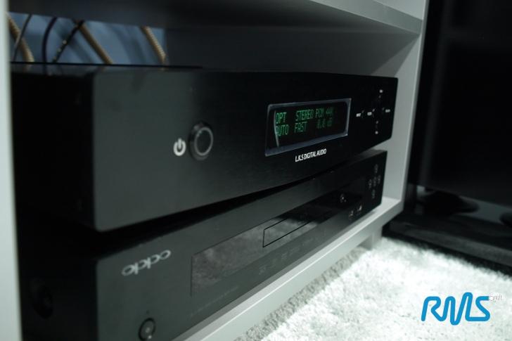 Ranking (test) przetworników C/A DAC: LKS Audio MH-DA003