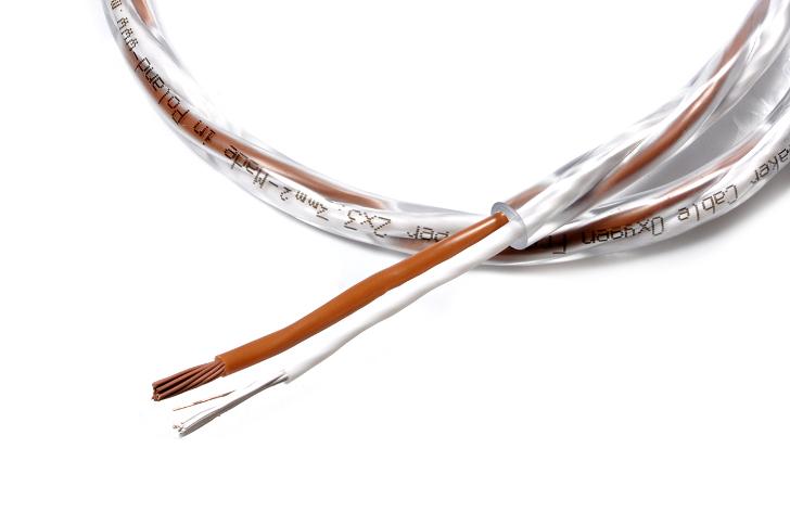 Ranking (test) kabli głośnikowych w cenie 45-79zł za metr: Monkey Cable Concept Silverback vs. Melodika Purple Rain MDC2415