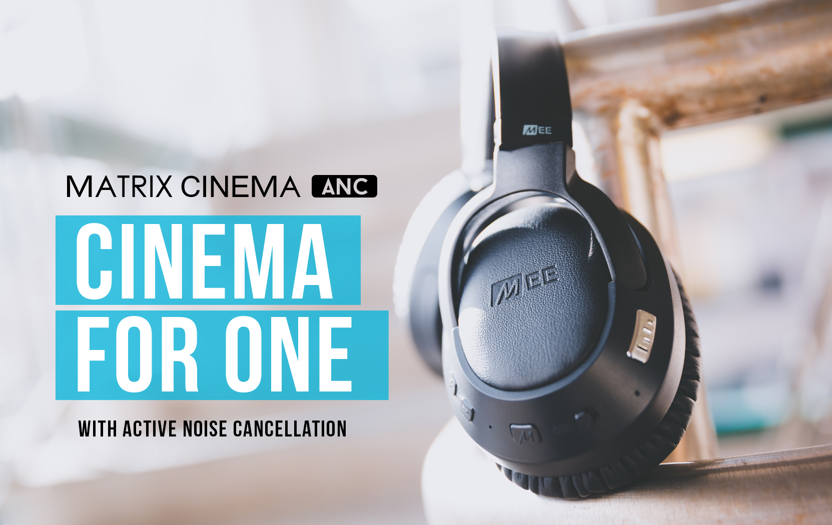 MEE Audio Matrix Cinema ANC