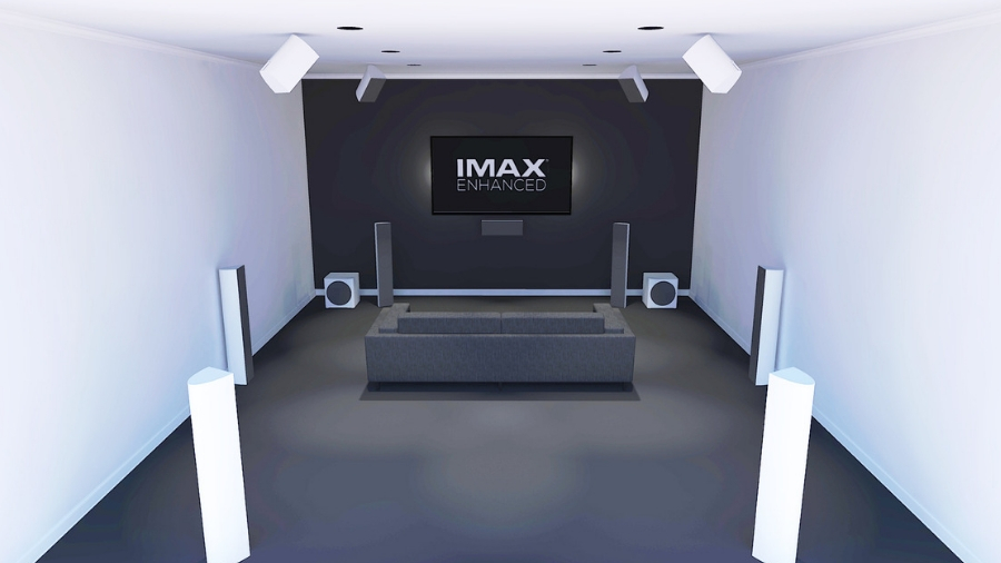 Kino domowe Dolby Atmos z IMAX Enhanced