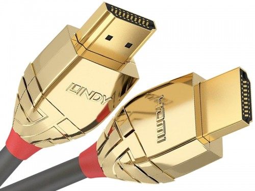 kable HDMI lindy gold