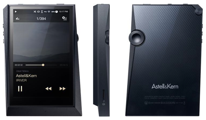 Astell&Kern AK300, AK Record, Grafen Cable