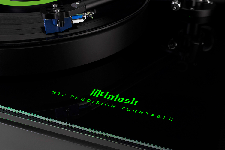 McIntosh MT2 Precision